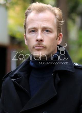 外国人 男性モデル ジェームス S(ニュージーランド)