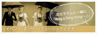 イベント・ダンサー・ミュージックビデオ